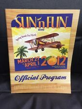 Sun 'n Fun Fly-In Airshow 2012 Event Program