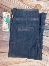 Celebrity Pink Womens Capris Size 1 Size 9 Size 11 Blue Cotton Spandex Jeans NWT