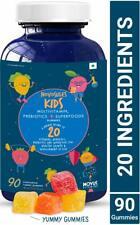 Carbamide Forte Multivitamin for Kids 90 Vegetarian Gummies Free Shipping
