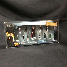 New Harry Potter & The Goblet Of Fire Porcelain Figurine Set of 11 ~