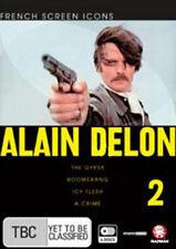 Alain Delon Collection Vol.2 NEW PAL 4-DVD Set