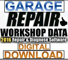GARAGE DATA/CARS/2016(LATEST)+ FREE 2015.1 cars/truck SOFTWARE INSTANT DOWNLOAD