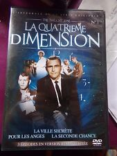 LA QUATRIEME DIMENSION / NUMERO 1 /  3 EPISODES