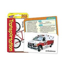 Vehicles Transportation Flash Cards Speech Therapy ABA Special Needs Autism