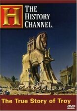 THE TRUE STORY OF TROY (HISTORY CHANNEL DOCUMENTARY) NEW AND SEALED