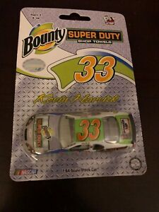 2007 PIT STOP KEVIN HARVICK #33 BOUNTY 1:64 PROMO DIECAST