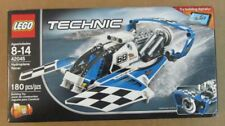 LEGO 42045 TECHNIC HYDROPLANE RACER ~ 180 pcs ~ 2 in 1 ~ New / Sealed