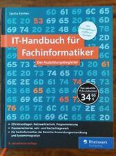 IT-Handbuch für Fachinformatiker   Buch   Zustand sehr gut