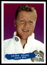 Panini PFA Collection 1997 - Steve Nicol Sheffield Wednesday No. 179