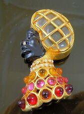 CoroCraft Jelly Blackamoor Pin  Prince