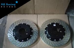 355 x 32mm 2 Piece Brake Disc Upgrade Brembo Spec AP Racing Alcon D2
