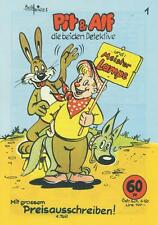 Pit & Alf die beiden Detektive 1-9 (Z0), Roman-Boutique-Club