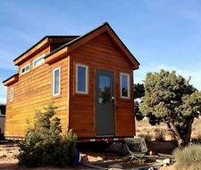 Cypress Shack Tiny House on Wheels