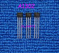 5pcs A1302EUA S1302EUA-T Ratiometric Hall Effect Sensors