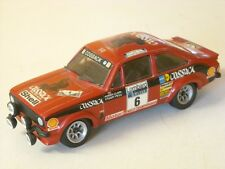FORD Escort Mk2 rac rally 1976 COSAQUES Clarke voiture construite par k & r répliques