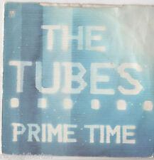 """The Tubes - Prime Time 7"""" Single 1979 / White Vinyl"""
