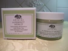 Origins A Perfect World Antioxidant Moisturizer with White Tea 1.7oz New In Box