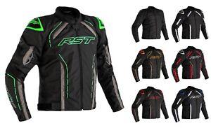 RST S-1 Herren Ce Textil Neu 2021 Motorrad/Roller Wasserdicht & Belüftet Jacke