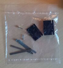 MICRO SCALEXTRIC 1:64 Spares - Guide Plates & Pick-up Braids with Pins L8109