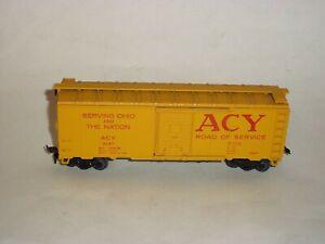 ATHEARN AKRON CANTON & YOUNGSTOWN 40' Box Car