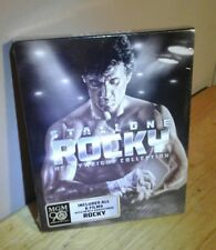 Rocky Heavyweight Collection Sylvester Stallone 6 disc Blu-ray set 2014 Classic