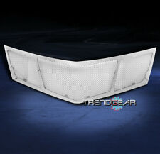 2010 2011 2012 CADILLAC SRX MAIN UPPER STAINLESS STEEL MESH GRILLE GRILL CHROME