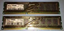 OCZ Gold Edition 2GB (2x1GB) 240-Pin DDR3 SDRAM DDR3 1333 PC3 10666 Desktop Mem