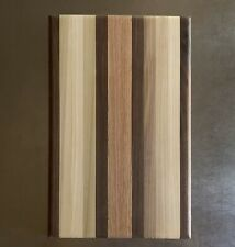 New Handmade Solid Wood Cutting Board 9x14 Inches