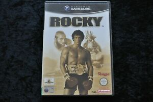 Rocky Nintendo GameCube Geen Manual