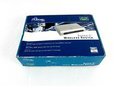 AirLink Super G Wireless Router 101