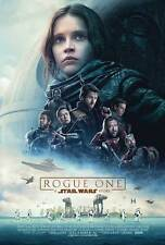 """ROGUE ONE A STAR WARS STORY Movie Poster [Licensed-New-USA] 27x40"""" Theater Size"""