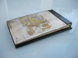 alter New York Notizblock ~1950/60er Andenken Notizbuch notepad sixties vintage