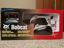 Bobcat Rare RC Remote Radio Control T190 Track Loader Scale Model Toy LOOK! NIB!