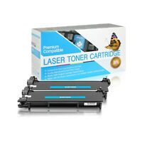 TN-660 / TN660 Toner For Brother HL-L2380DW / MFC-L2700DW (Black, 2 Pack)