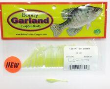 "Bobby Garland Itty Bit Swim'r 1.25"" IBS326 Ice Out 75ct"