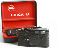 Leica M3 Repainted Black Paint Gehäuse No 735 223 lackiert