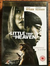Forest Whitaker Jeremy Renner LITTLE TRIP TO HEAVEN ~ 2005 Crime Thriller UK DVD