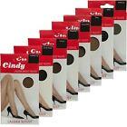 Cindy 20 Denier Ladder Resist Ladies Tights w/Reinforced body & Toe - M, L, XL