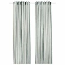Ikea Striped Curtains D