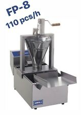 Professional Compact Donut Fryer Maker Machine 110 Pc/h + Tank Small Business