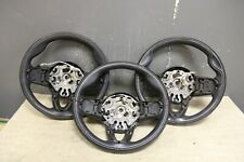 JOB LOT THREE GENUINE MINI STEERING WHEELS LEATHER TO CLEAR
