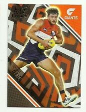 2018 select LEGACY HOLOGRAPHIC PARALLEL GWS GIANTS SAM REID HP107 CARD AFL