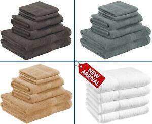 100% EGYPTIAN COTTON 2x Hand, Bath TOWEL BALE SET 500 GSM Pair Bath JUMBO SHEET