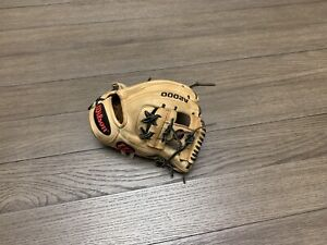 "Wilson A2000 1786 11.5"" I Web Baseball Glove Camel"