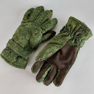 Soviet Russian military army gloves