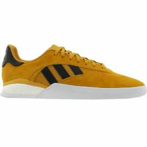 adidas 3St.004 X Miles Silvas Lace Up  Mens  Sneakers Shoes Casual   - Yellow -