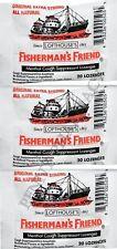 Fisherman's Friend Menthol Cough Lozenges 20 ct bags (3 pack)