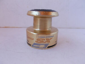 ZEBCO QUANTUM SX4 LONG STROKE SPINNING REEL REPLACEMENT SPOOL 8/10/12 LB