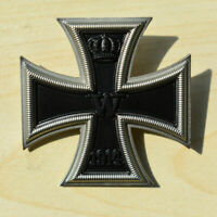 WWI GERMAN GERMANY EK1 IRON CROSS 1 FIRST CLASS MEDAL ORDER BADGE INSIGNIA PINS