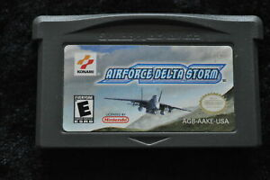 Airforce Delta Storm Nintendo Gameboy Advance